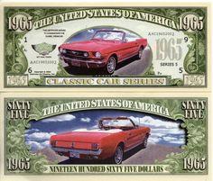 Coccinellidae Series Million Dollar Novelty Money The Lady Bug