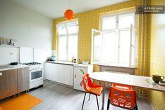 sixties kitchen