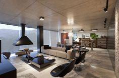 Interior from Casa Aguas Claras, Belo Horizonte, Minas Gerais, Brazil by Estela Netto Architecture & Design