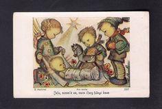 Holy Card Hummel ** Nativity **
