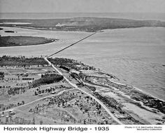 Hornibrook  Highway Bridge 1935 Brisbane Queensland, Queensland Australia, Amazing Pics, Historical Photos, Ancestry, Journal Ideas, Old Photos, Great Places, Bridge