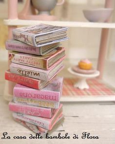 mini baking books