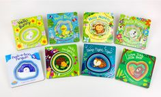 Groupon - $ 14.99 for an Animal Board Books 8-Book Bundle ($ 48 List Price). Free Shipping.. Groupon deal price: $14.99