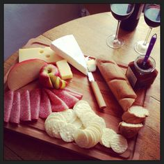 Cheese & wine night #glutenfree