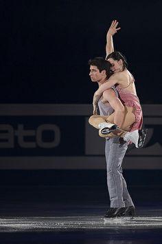 Tessa Virtue & Scott Moir, Canada