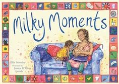 Now for sale at lovely Heirloom Toys in Norfolk : ) Milky Moments - Hardback