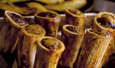 Waitrose announced this week that it is to sell beef bone marrow in all its stores for the first time. Photograph: Anthony Blake Photo Libra...