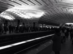 ✅Rode the metro