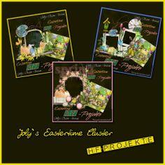 Inspirations Of Scraps Friends Eastertime Clusters by Joly [HF-Projekte] - Eastertime Clusters by Joly 3 Clusters Movie Posters, Inspiration, Art, Projects, Biblical Inspiration, Art Background, Film Poster, Popcorn Posters, Kunst
