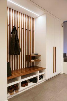 Foyer Design, Hallway Designs, Home Room Design, Interior Design Living Room, Home Entrance Decor, House Entrance, Home Decor, House Rooms, Home Renovation