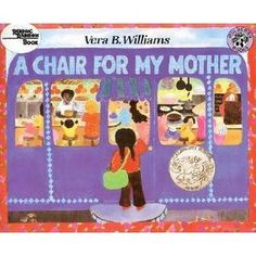 After their home is destroyed by a fire, Rosa, her mother and grandmother save their coins to buy a really comfortable chair for all to e...