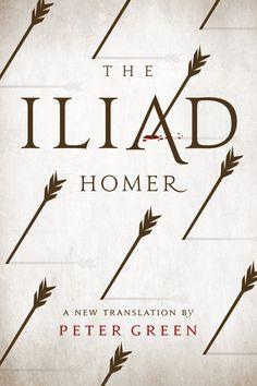 iliad book cover design