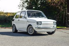 Bid for the chance to own a 1991 Fiat at auction with Bring a Trailer, the home of the best vintage and classic cars online. Fiat 126, Fiat Cars, Fiat Abarth, Motorcycle Art, Audi Tt, Small Cars, Car Wheels, Classic Cars Online, Concept Cars