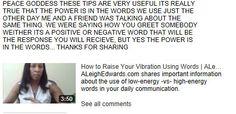 Beautiful YouTube love...  www.DivineGoddessCoaching.com