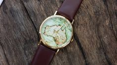 australia antique map watch vintage world map on sale today only unisex code 613
