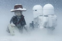 Minifig Star Wars Lego Mashup