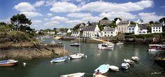 Doëlan in Bretagne