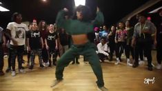 "Workshop/Convention: Ikonic Dance Atlanta Location: Houston, Texas X SoReal Dance Studio Choreographer: Kaelynn ""KK"" Harris #50ShadesofK Music: WTF by Missy ..."