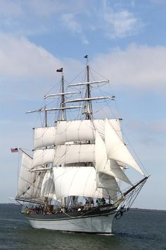 The Tall Ship Elissa  March 29, 2014  Galveston, TX  photo by Christa Schreckengost