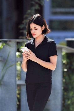 Lucy Hale Heading To The Set Of Life Sentence In Burnaby