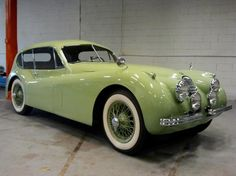 xk 120 jaguar shooting break