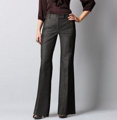 Kate modern Trouser Leg Jeans   $65