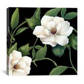 """Found it at Wayfair - """"Sweet Magnolias I"""" Canvas Wall Art from Color Bakery"""