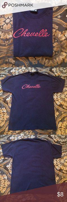 Chevelle shirt Classic chevelle navy shirt Shirts Tees - Short Sleeve
