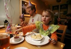 Chenery Park: On Tuesday nights, it's Kids Club at this restaurant known for robust contemporary A...