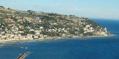 Ospedaletti (IM), collina di Coldirodi e Capo Nero di Sanremo (IM)