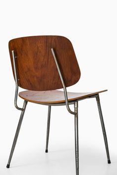 Børge Mogensen dining chairs by Søborg at Studio Schalling