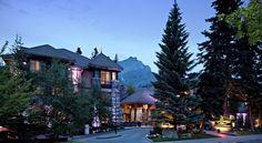 泊ってみたいホテル・HOTEL|カナダ>バンフ>ロッキー山脈の自然環境に囲まれた豪華なカナディアンロッジ>デルタ バンフ ロイヤル カナディアン ロッジ(Delta Banff Royal Canadian Lodge)