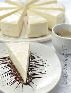 Rezept für den klassischen New York Style Cheesecake. Das ist der beste New York Cheesecake, den ich je gegessen habe....
