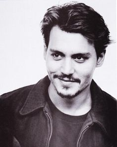only johnny can make a creeper-stache sexy