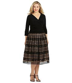 Dillards formal dresses plus size