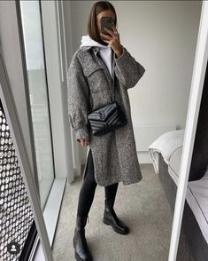 Winter Fashion Outfits, Fall Winter Outfits, Modest Fashion, Look Fashion, Autumn Winter Fashion, Womens Fashion, Fashion Trends, Street Style Outfits, Mode Outfits