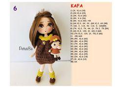 Baby Knitting Patterns, Crochet Patterns, Amigurumi Doll, Crochet Hats, Chart, Stitch, Christmas Ornaments, Holiday Decor, Crochet Dolls
