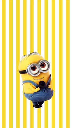 Обои iPhone wallpaper minions
