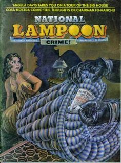 National Lampoon Magazine  # 23 - February 1972 pdf Back Issues Collection  Archives Download DVD Ebay