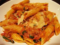 Excellent-eten.nl: Tonijn pasta recept Jamie Oliver