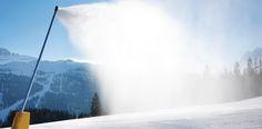 Eine Schneilanze in Madonna di Campiglio produziert technischen Schnee. ©TechnoAlpin #mountaintalk Madonna, Snow, Outdoor, Fake Snow, Outdoors, Outdoor Games, The Great Outdoors, Eyes, Let It Snow