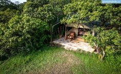 Luxury Safari Tent Getaway in Kenya