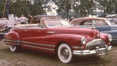 1942 Buick Roadmaster convertible by carphoto, via Flickr