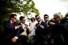 The coolest wedding picture :)