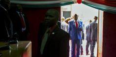 Burundi: Pierre Nkurunziza investi pour un troisième mandat - 20 août 2015