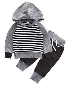 Unisex Baby Hoodie and Sweatpants