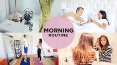 Amazing morning routine! Very inspirational