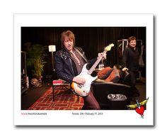 """17 февраля 2013 года, Торонто (Канада, Онтарио), арена """"Эйр Канада-центр"""", концерт группы Bon Jovi в рамках мирового турне 2013 года """"Because We Can"""". Фото Дэвида Бергмана"""