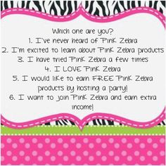 Contact me about this Pin and receive 10% off your order! Pink Zebra Sprinkles are amazing!! Join the Sprinkle Revolution! www.sprinklekc.com Brandy Bartlett - Independent Consultant