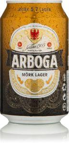Arboga Mork Lager / Den kopparbruna Arboga Mörk Lager är bryggd i tysk dunkel-stil och kompletterar de ljusa ölen i serien med sin mustiga och fylliga smak, vilket skapar en perfekt match till klassisk svensk husmanskost.
